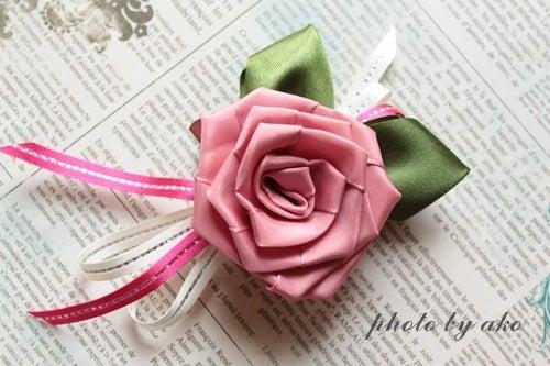 折り紙の : 折り紙のリボンの作り方 : matome.naver.jp