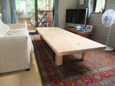 よっしぃ☆のブログ-テーブル6