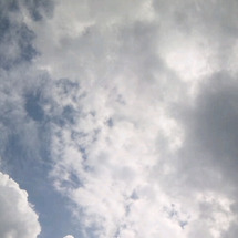 やっぱり空が好き
