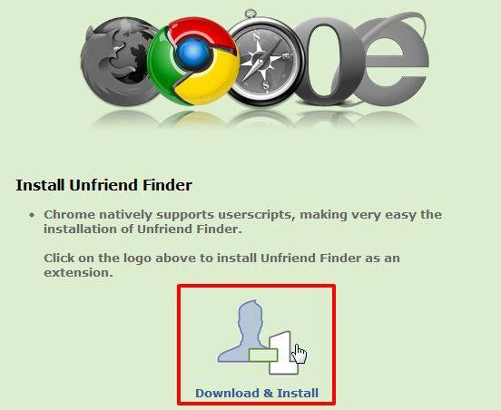 佐渡の洋食屋店長のブログ-Unfriend Finder