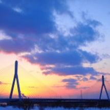 北海道江別市美原大橋…