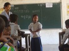 アジア教育支援グループたすきの公式ブログ-1年生授業2