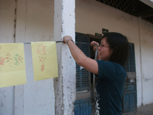 $アジア教育支援グループたすきの公式ブログ-設営