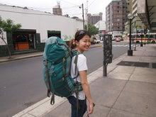 山川咲の解放区blog-SAKIbackpack2