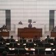 県議会本会議での採決