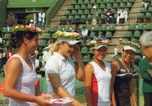 福岡国際女子テニス オフィシャルブログ-2006w