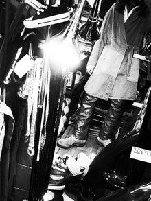 下北沢にある隠れ家的古着屋BURROWZ(バロウズ)ヴィンテージクロージング、メンズ、レディース、ブーツ!