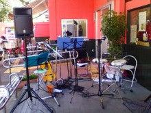コミュニティ・ベーカリー                          風のすみかな日々-ステージ