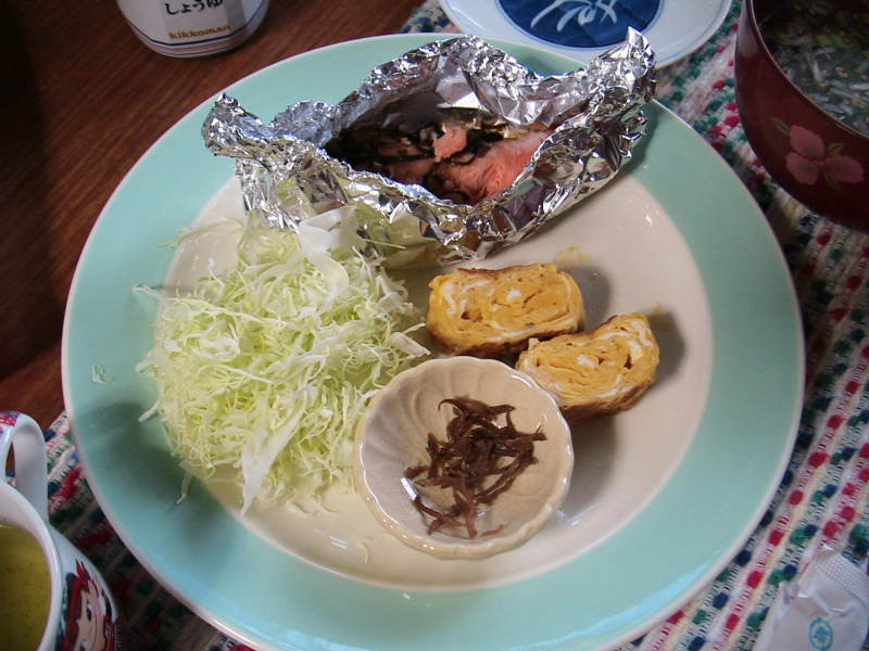 おまけ道@琵琶湖畔で実家生活♪ポテチンっ♪-20120324