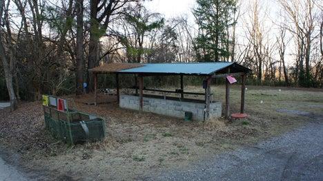 初めてのオートキャンプ!子供と一緒にキャンプに行こう!-パディントン ベア・キャンプ グラウンド3