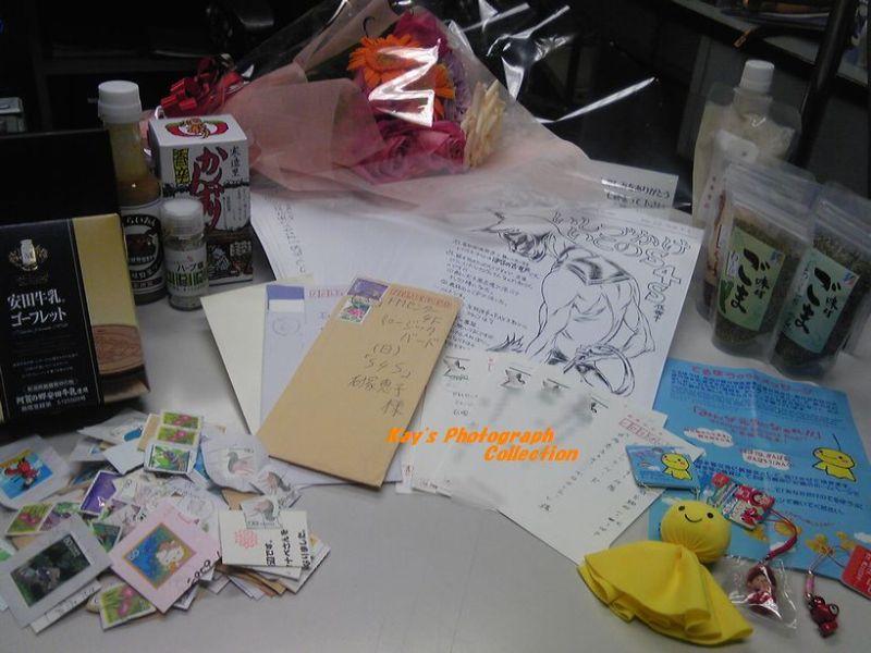 「石塚恵子のSomething4 Sunday♪」のブログ-s4sファイナル机