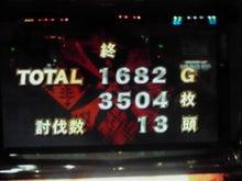 $勝負ログ-MHR TOTAL1,682G