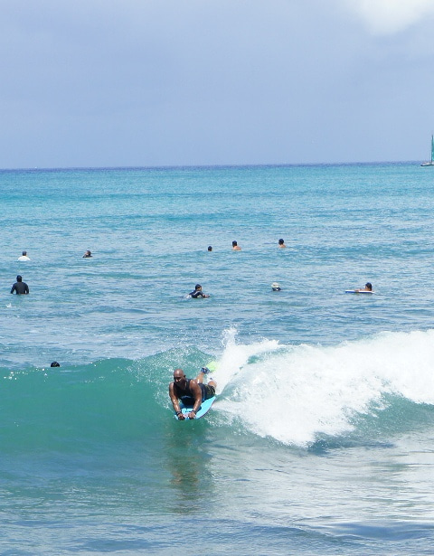 +。*ハワイ大好き!MAHALOHAのひとり旅日記+。*-6