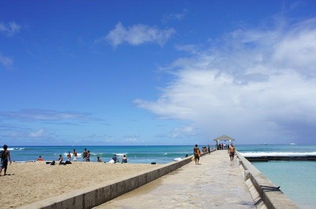 +。*ハワイ大好き!MAHALOHAのひとり旅日記+。*-2