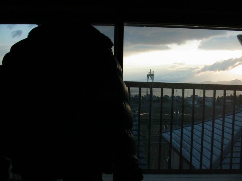 おまけ道@琵琶湖畔で実家生活♪ポテチンっ♪-20120326