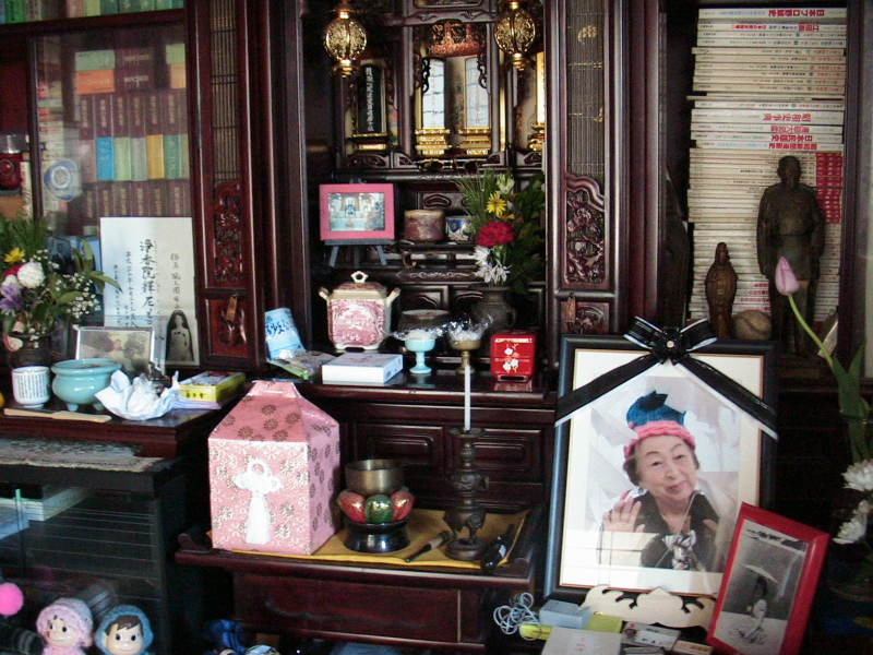 おまけ道@琵琶湖畔で実家生活♪ポテチンっ♪-20120327
