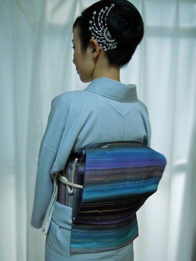 Yukoのハンドメイド+着物雑記-夢祐斎の帯