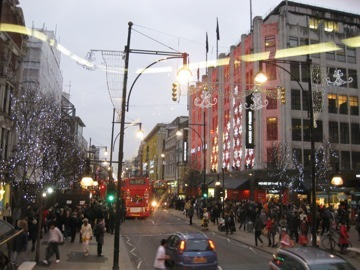 ロンドンの雑踏4