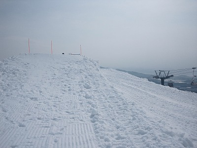 池の平温泉スキー場ゲレンデレポート