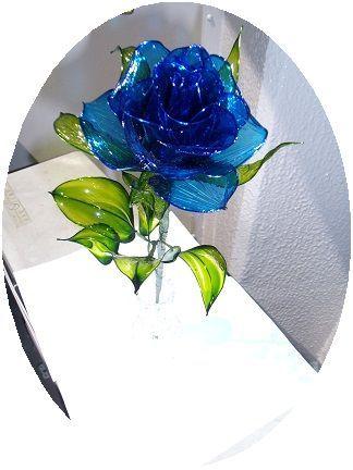 元幸福の科学信者のブログ-青いバラ