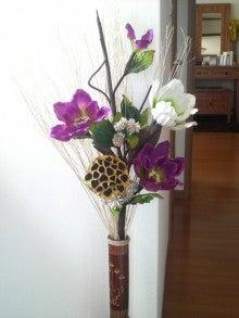 ASKA式Beauty Life-タイの造花2012april