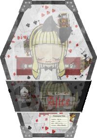 Chocobanditz blog☆キャラクターデザインとFavorites☆-マヌカンちゃん(Alice)-Coffin.png