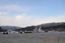ユーラシア大陸縦横断バイクツーリングAcross the Eurasian continent by motorcycle-港に停泊する漁船