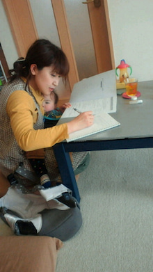 福島資格取得とベビーマッサージ☆ベビーメロディーのブログ-2012040223150001.jpg