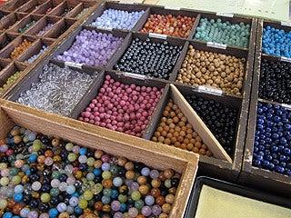 晴れのち曇り時々Ameブロ-数珠作り体験(円通院)