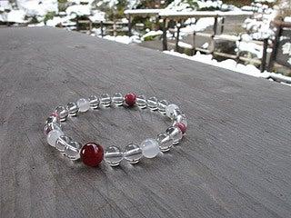 晴れのち曇り時々Ameブロ-円通院をイメージした数珠