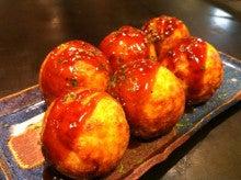 浜松のお好み焼き こなこなのブログ-こなこな定番名物たこ焼き