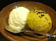 浜松のお好み焼き こなこなのブログ-おさつアイスクリーム
