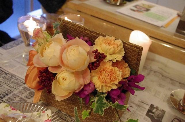 New Cavendish Style  ~英国・パリ風お花のアトリエから発信中~