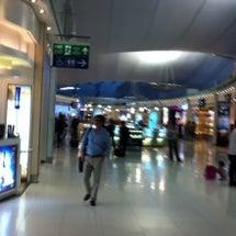 スワンナプーム空港で…