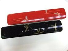 $.輪島 塗太郎の職人が輪島塗の魅力をつれづれと-箸箱 輪島塗 一膳 箸入れ