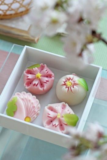 Lilyのお茶時間-花見 八重桜