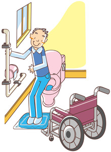 取手福祉サービスのブログ-トイレ