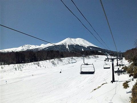 御嶽山バッチリ!