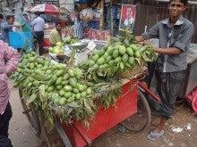 宏子のバングラデシュ生活のブログ-マンゴー