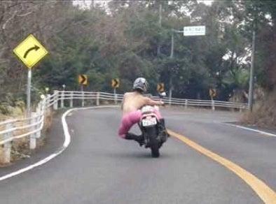 $お達者倶楽部管理人の独り言-裸バイク