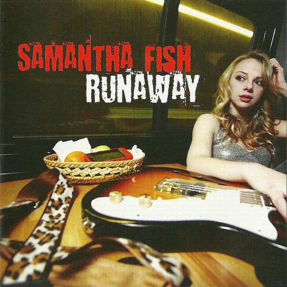 SNOW BLIND WORLD-SAMANTHA FISH