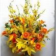 造花「カサブランカと…