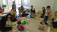 ベビマ・ロイヤルベビーマッサージ/haruru ハルル/江東区・亀戸・東大島