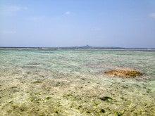 $オーストラリア(とか色んなところ)からこんにちは。-美ら海水族館の奥の海