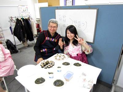 韓国料理研究家・ほんだともみのコリアンワールド-エバンスクール