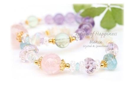 $天然石とヒーリングストーンのお店 Blanca staff blog