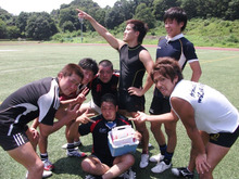 $SUNDAI RUGBY MANAGER BLOG-真央3