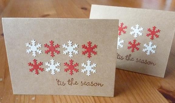 すべての折り紙 折り紙結晶作り方 : 雪の結晶パンチで 簡単手作り ...