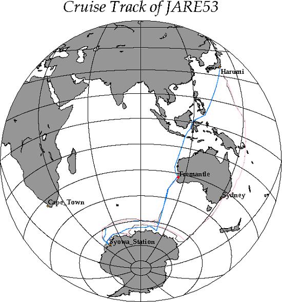 南極測量人~日記~