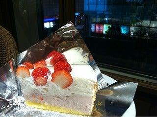 あひるるる-ケーキ